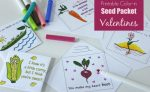 Seed Packet Valentine Printables and Seed Match Game
