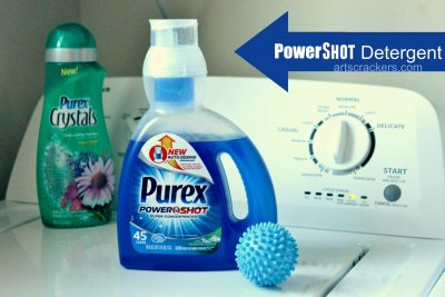Purex PowerShot Detergent. Clickthe picture to read the review.