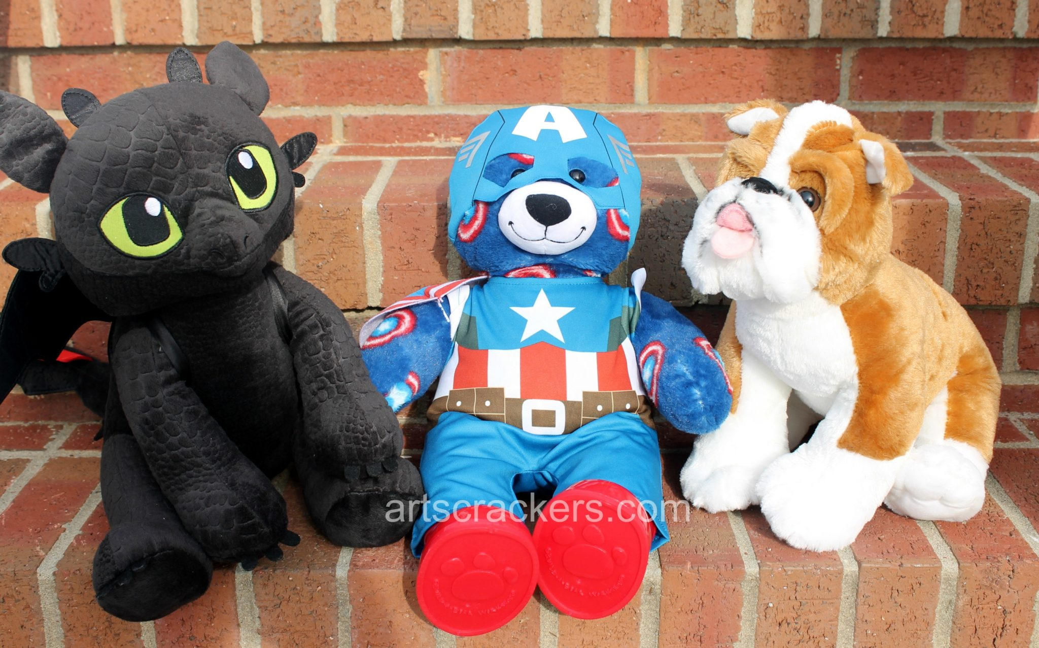 Build A Bear Stuffed Animals. Click the picture to read the post.