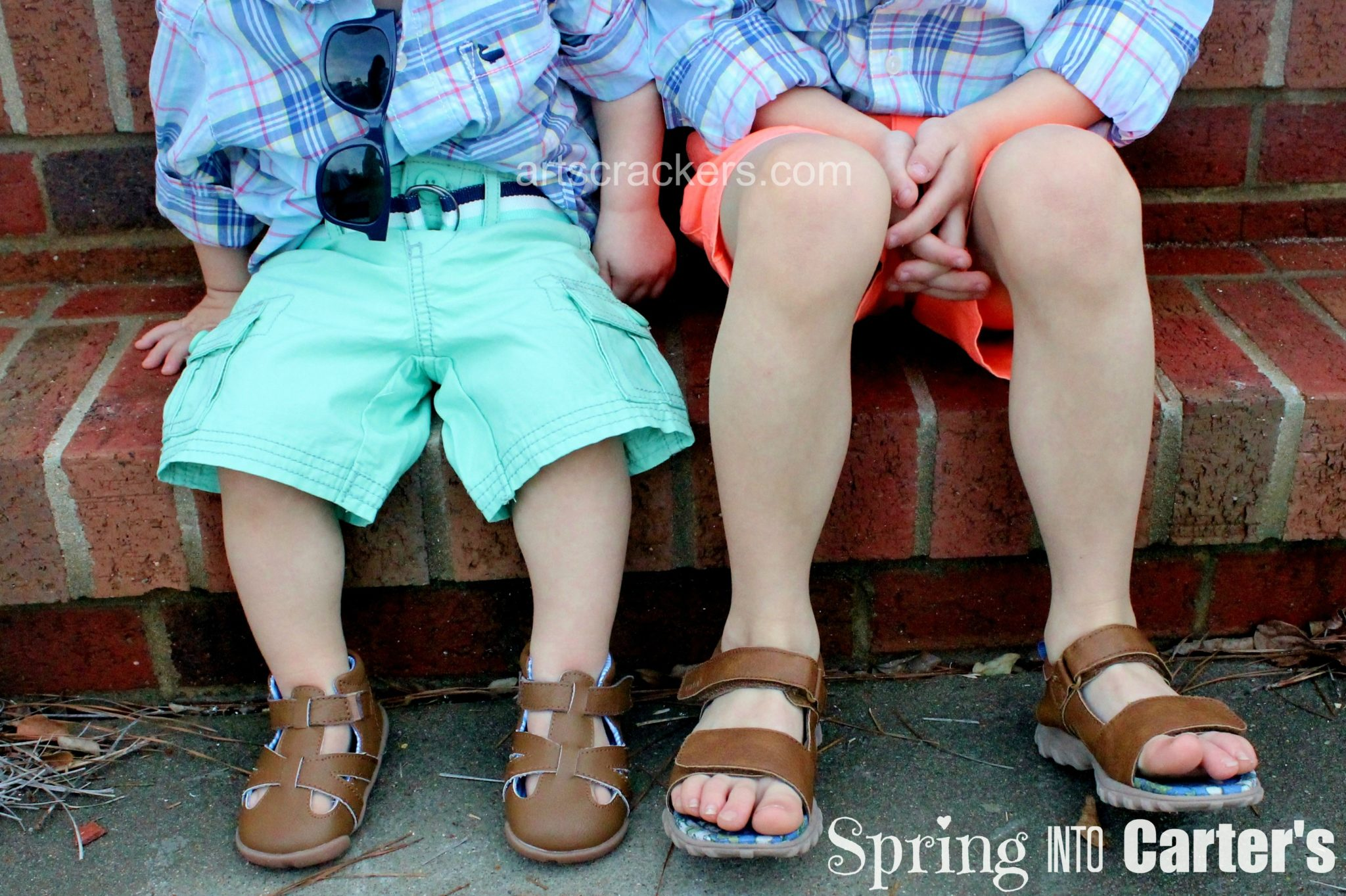 Spring Into Carters Clothing. Easter styles and more for boys and girls. Click the picture to learn more and print a coupon.