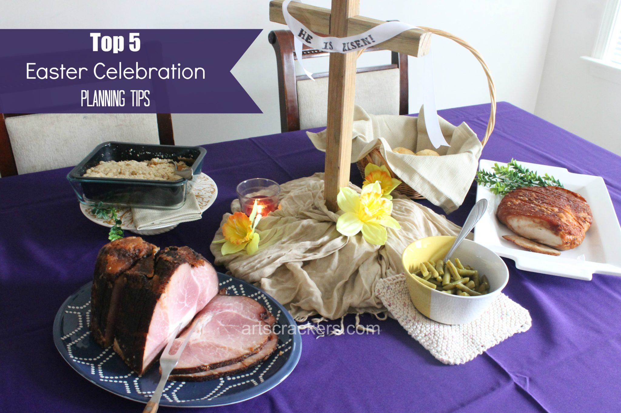 Top 5 Easter Celebration Planning Tips. Click to read them.