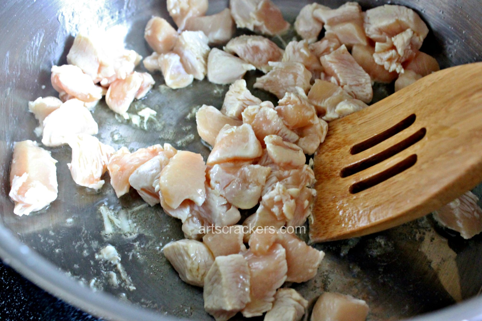 Chicken and Lentil Bowl Saute Chicken