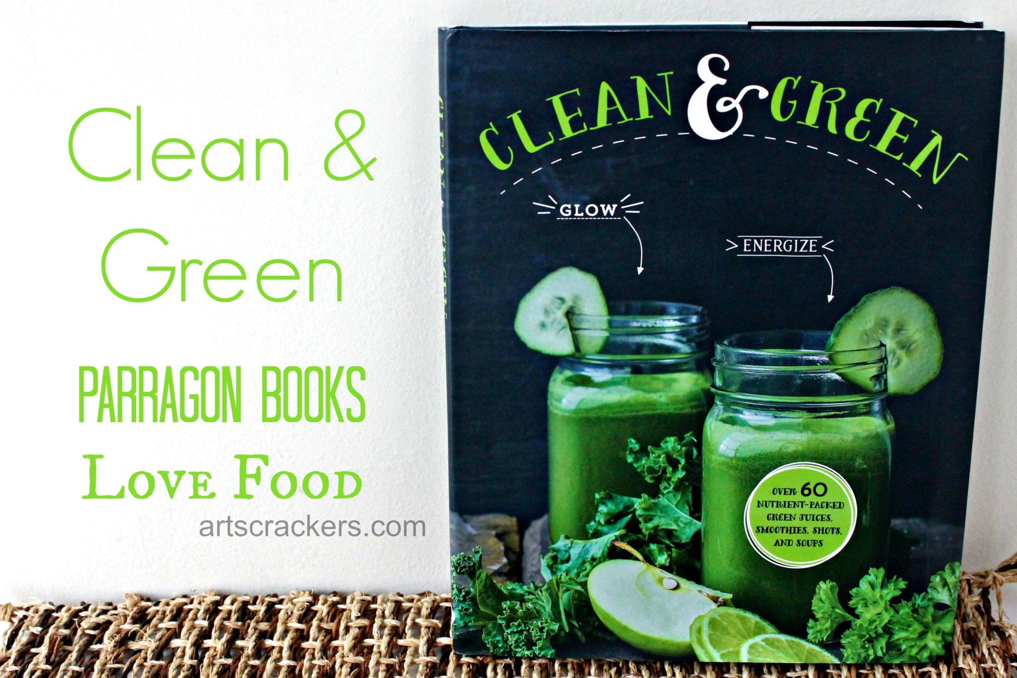 Clean and Green Parragon Books. Click the picture to read the review.