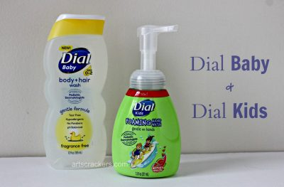 Dial Baby and Dial Kids Products. Click the picture for the review and giveaway.