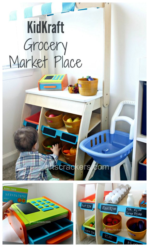 KidKraft Grocery Marketplace