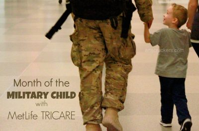 Month of the Military Child with MetLife TRICARE