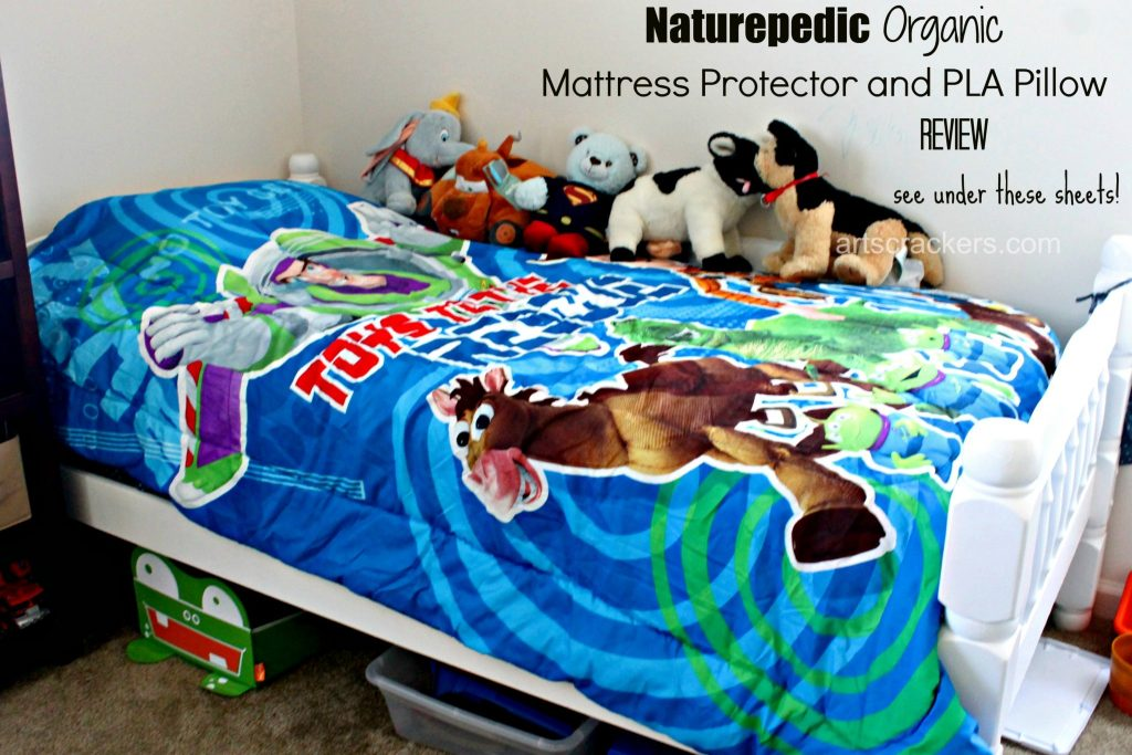 Naturepedic Organic Mattress Pad And Pillow Review Amp Giveaway