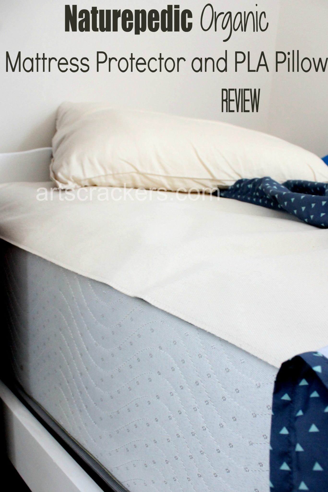Naturepedic Organic Mattress Protector and PLA Pillow Review. Click the picture to read more.