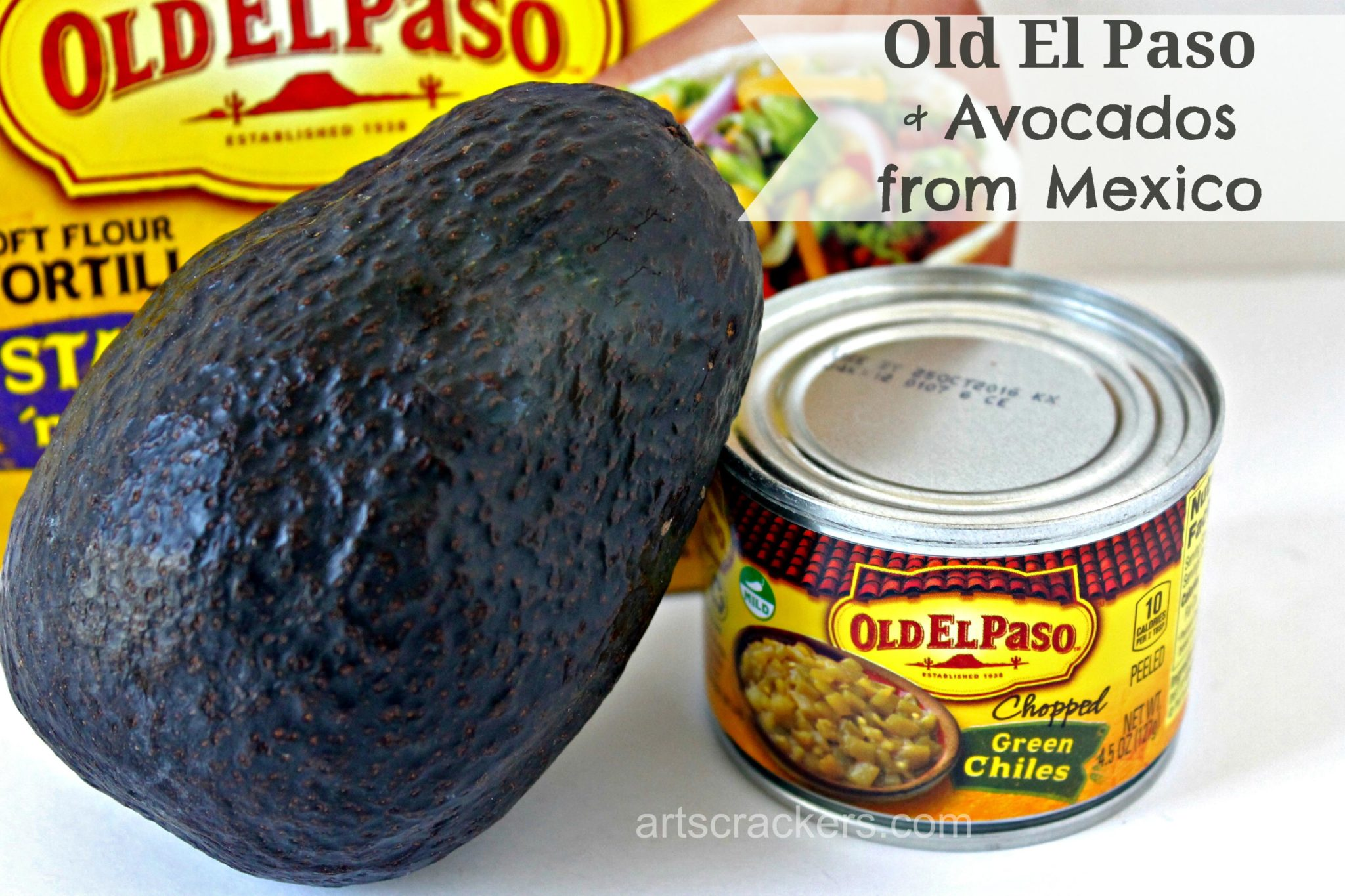 Old El Paso and Avocados from Mexico