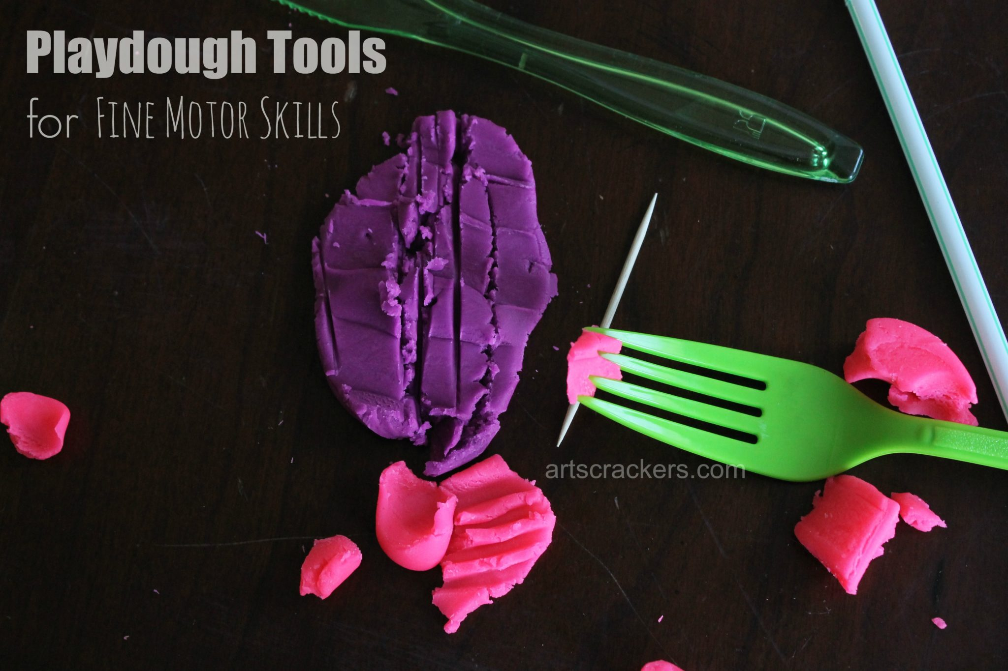 10 exciting and educational playdough activities for Playdough fine motor skills