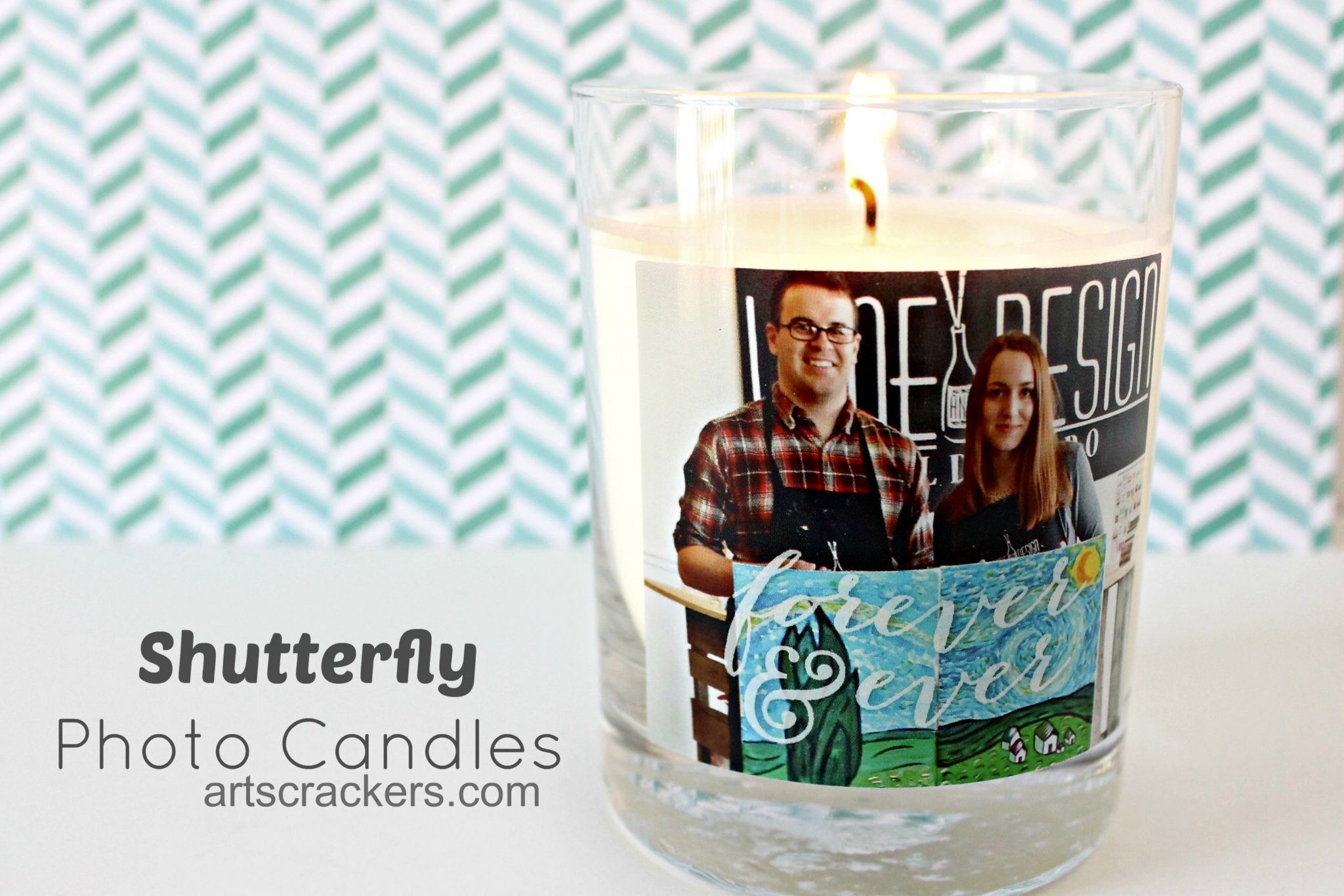 Shutterfly Photo Candles. Click the picture to read more.