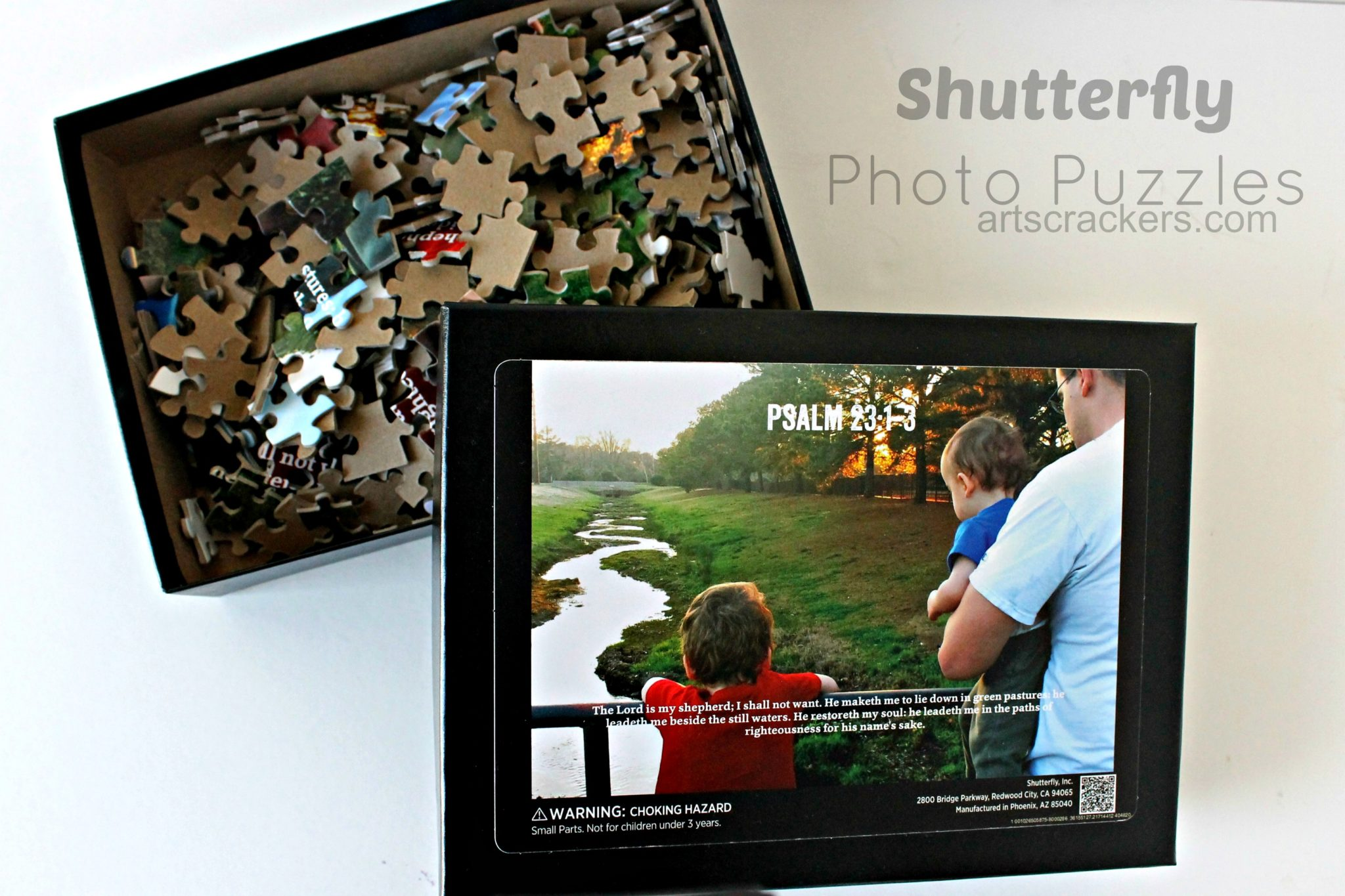 Shutterfly Photo Puzzles. Click the picture to read more.