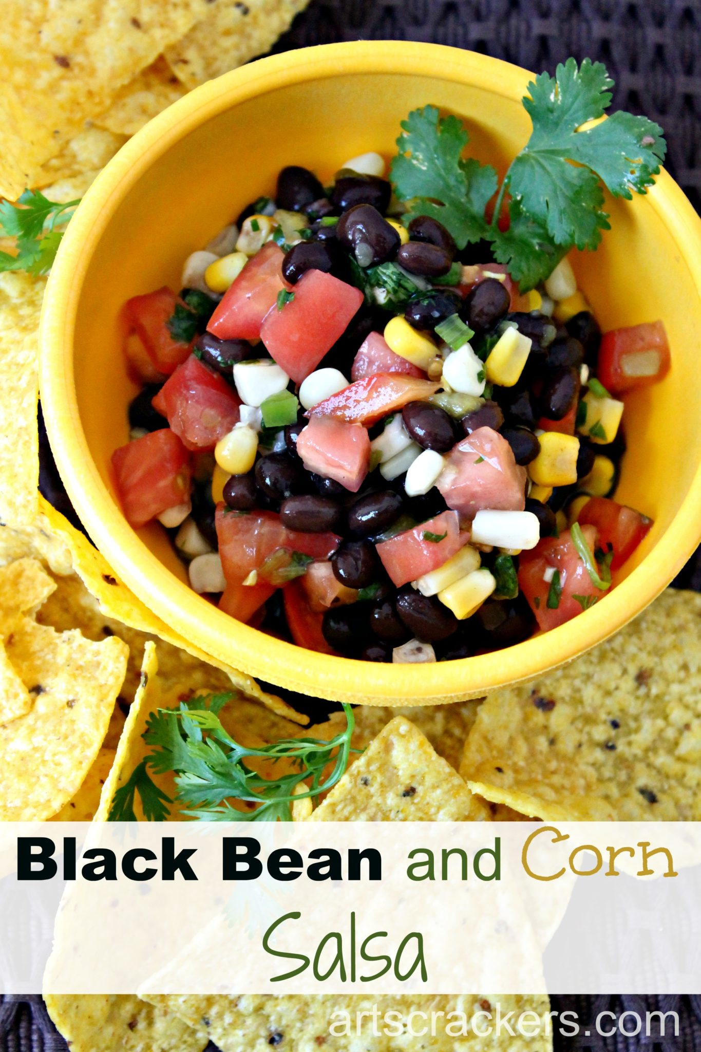 Salsa is one of my favorite snacks. I eat it all the time. Fresh salsa ...