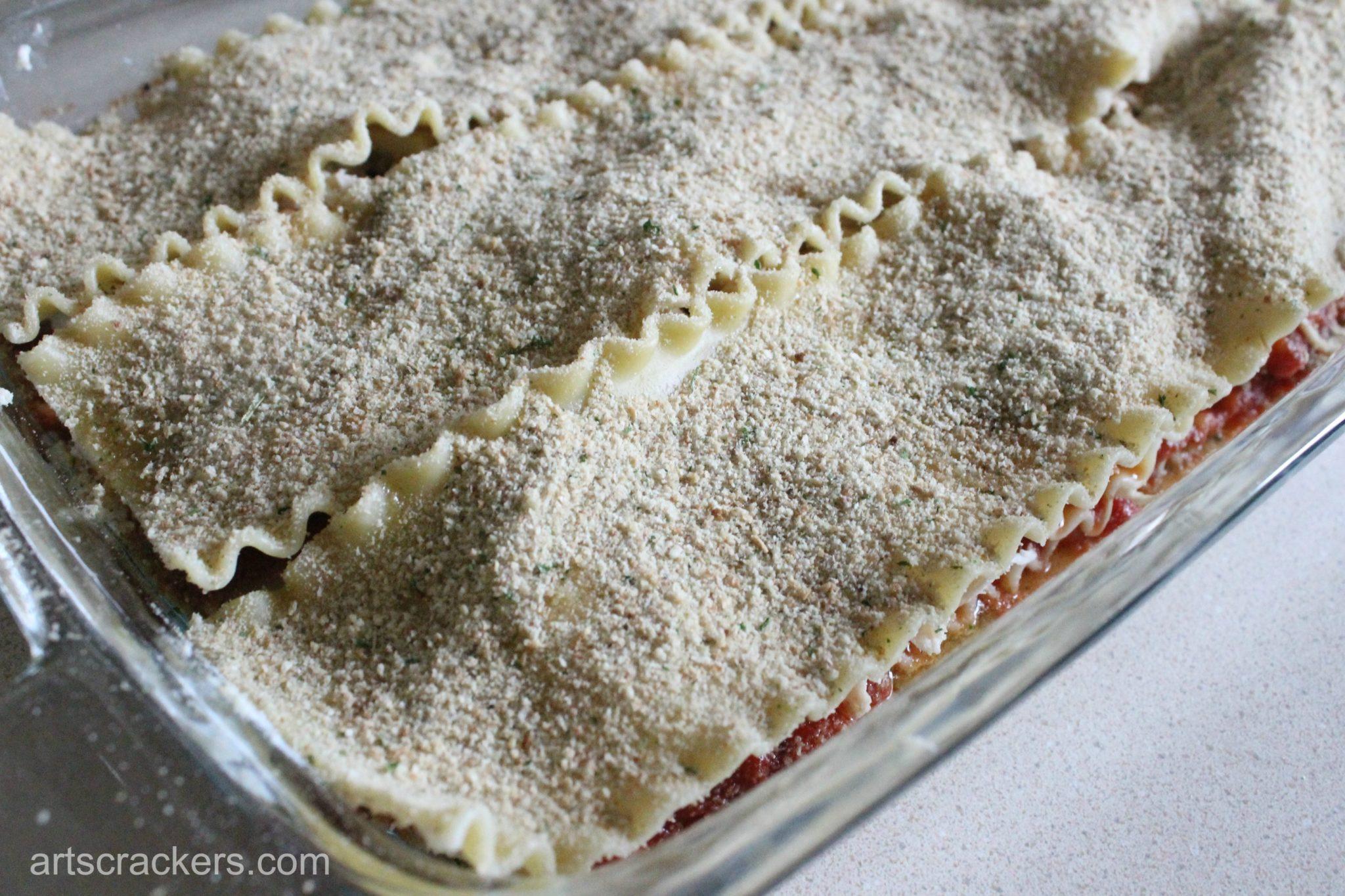 Chicken Parm Lasagna Step 7