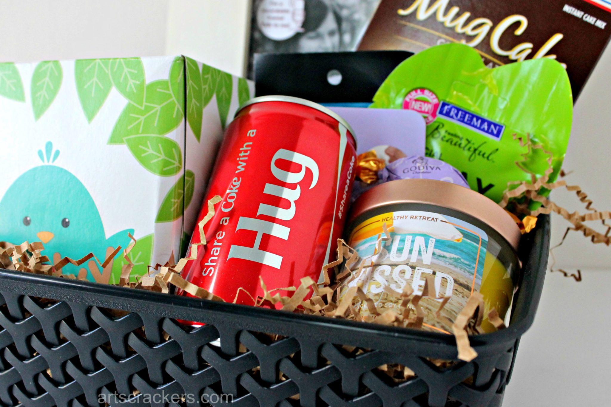 Coca-Cola Gift Basket