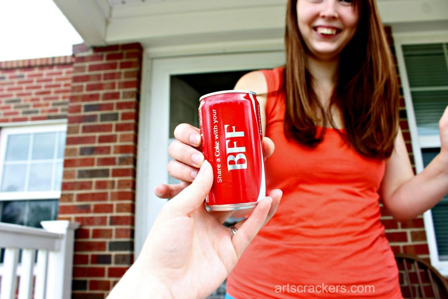 Coca-Cola Personalized Share a Coke
