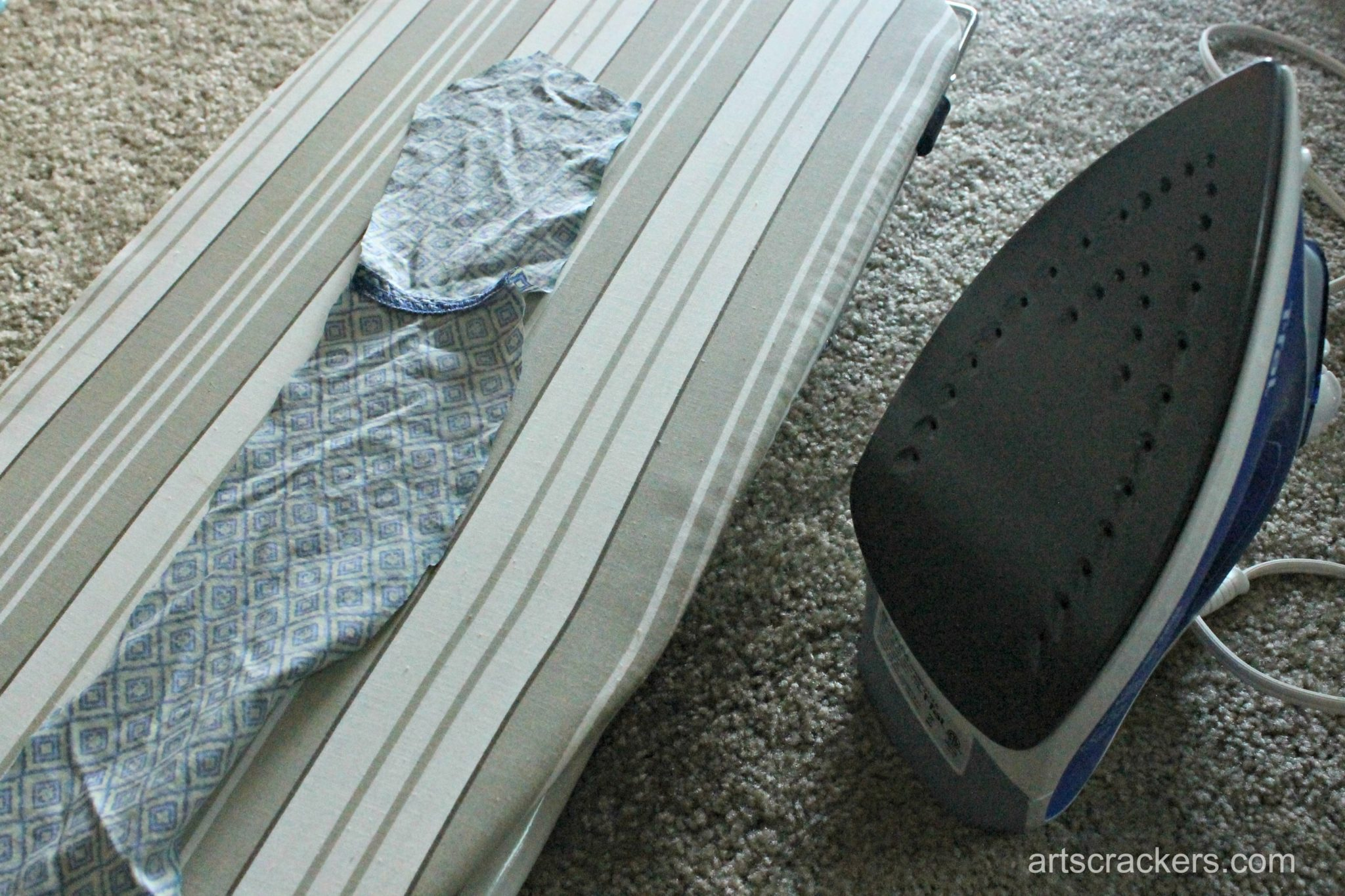 Fathers Day Necktie Step 5