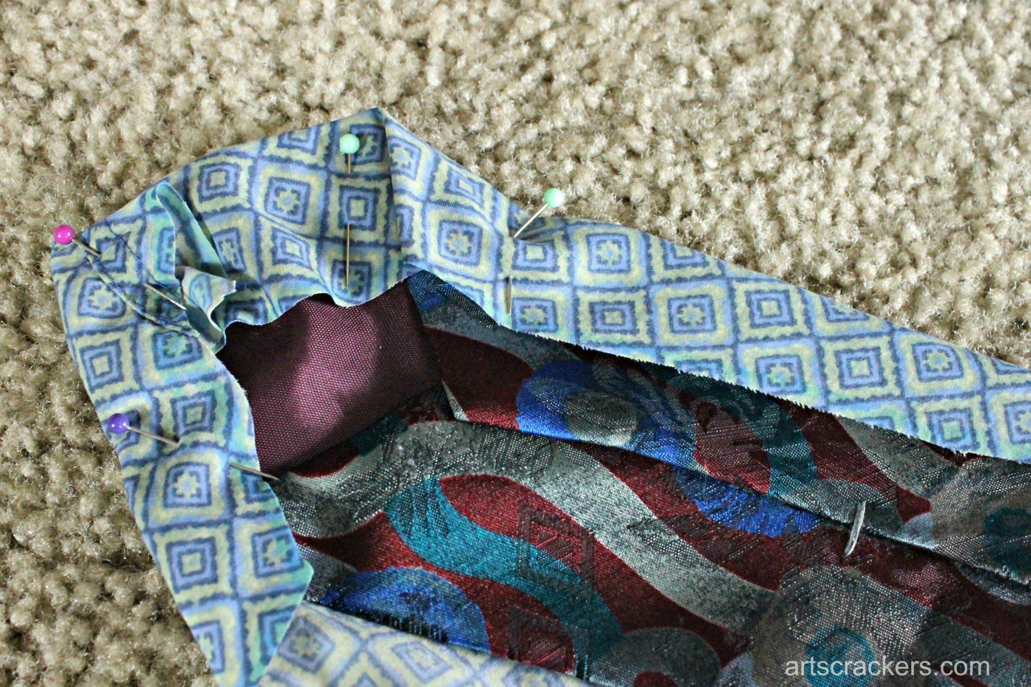 Fathers Day Necktie Step 6
