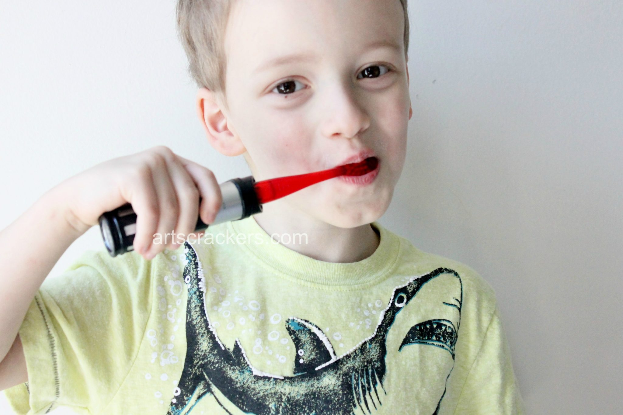 Firefly Toothbrushes Star Wars Darth Vader