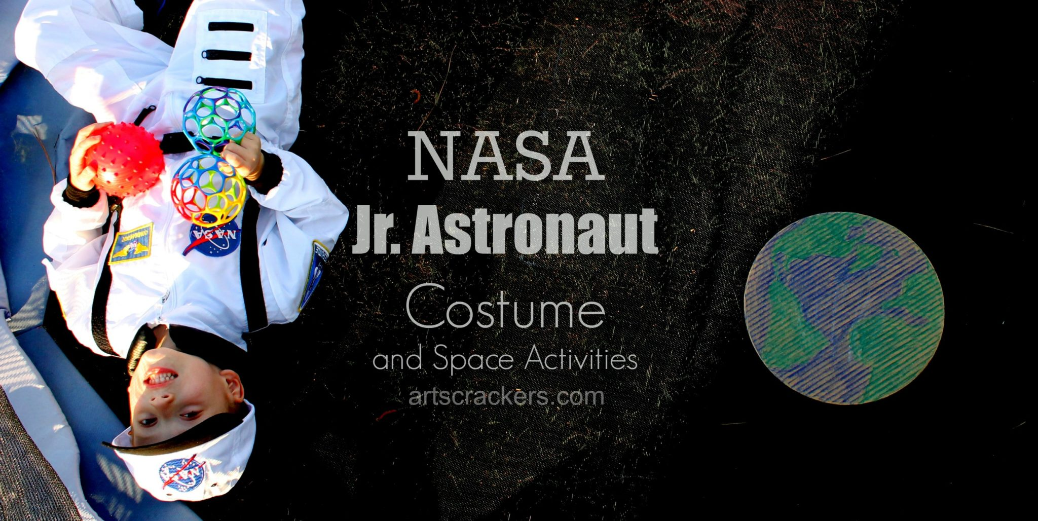 Jr Astronaut NASA Costume. Click the picture to read the review.