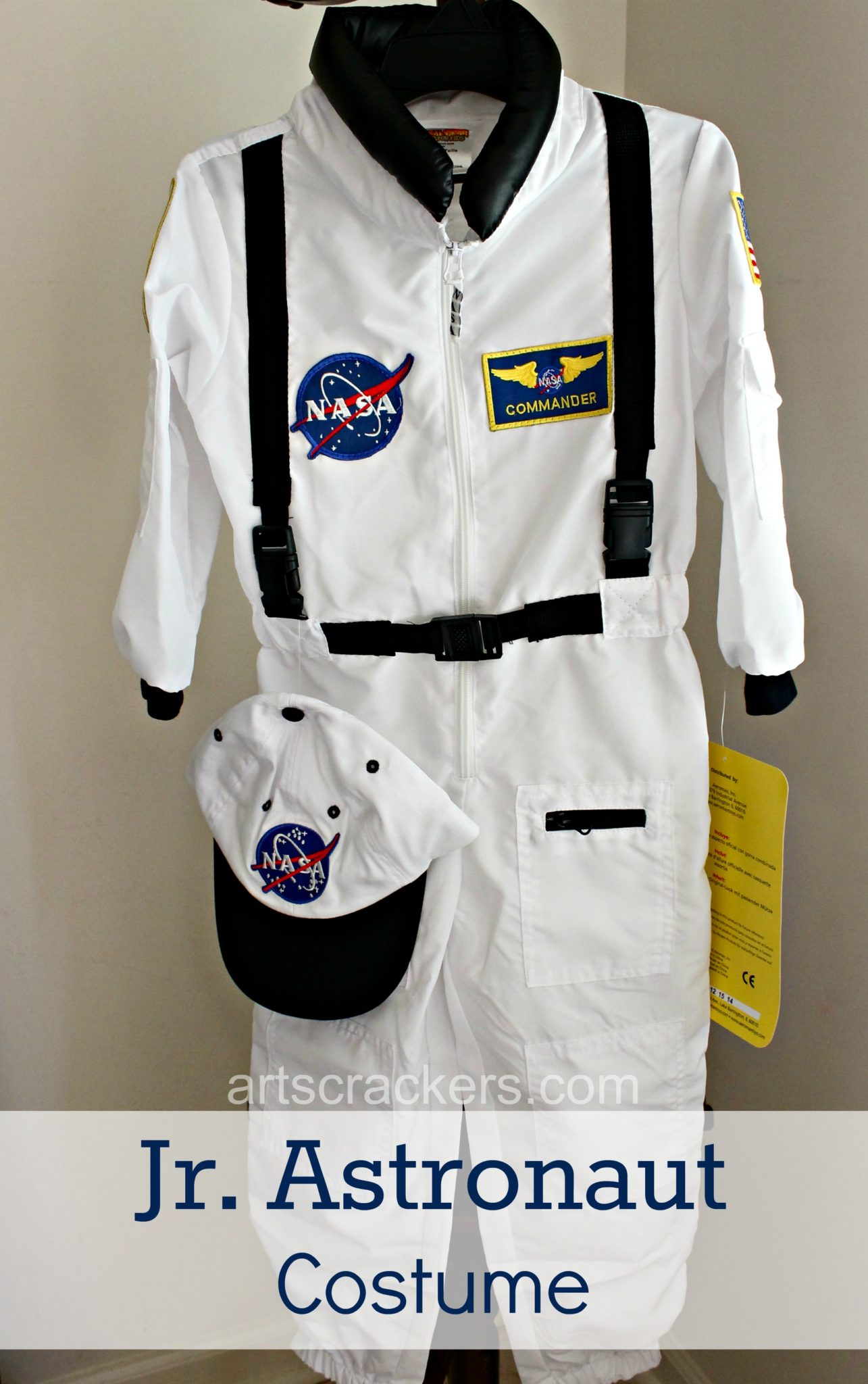 Jr Nasa Astronaut Costume Review