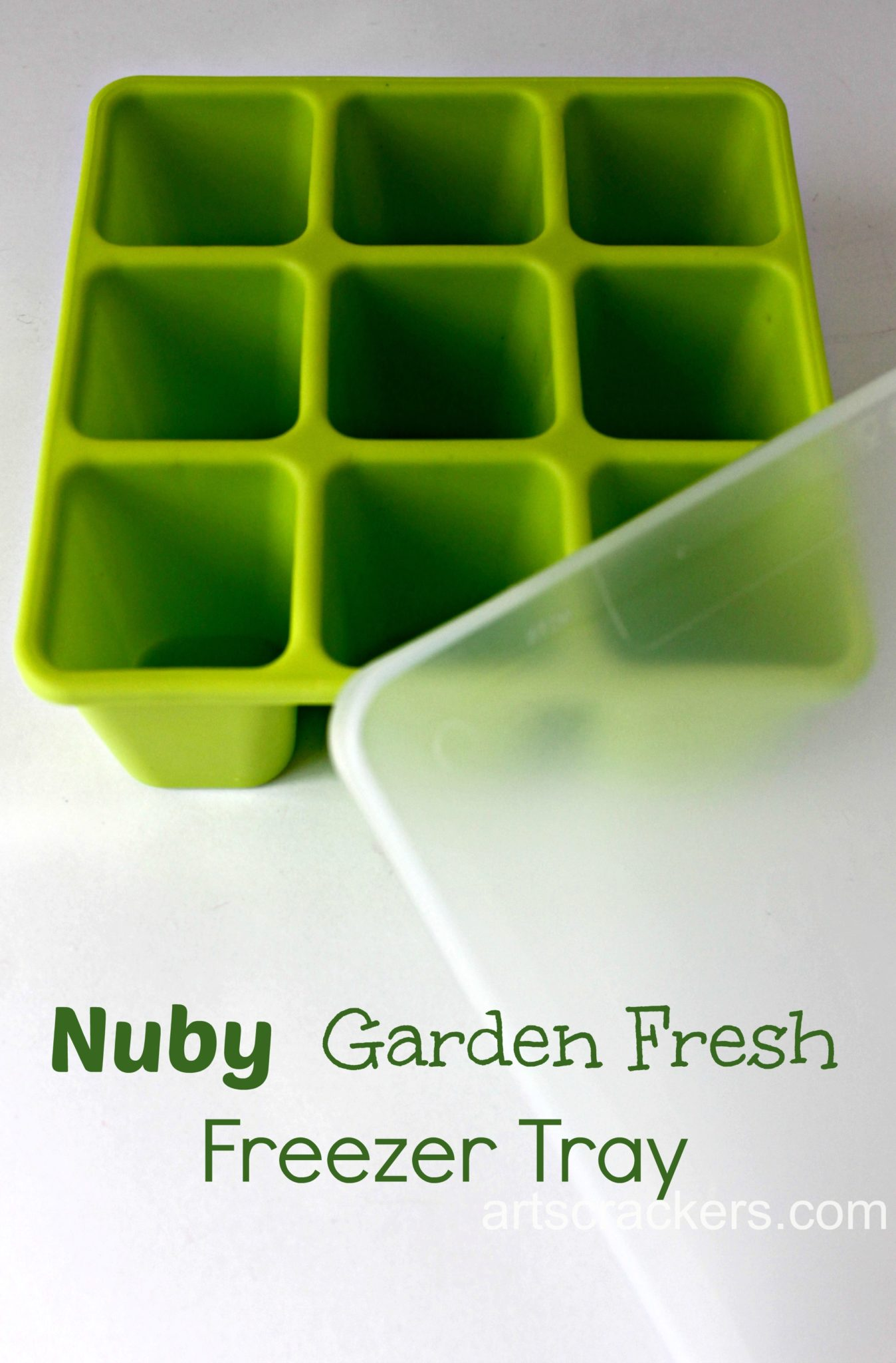Nuby Garden Fresh Food Freezer Tray. Click the picture to read the review.