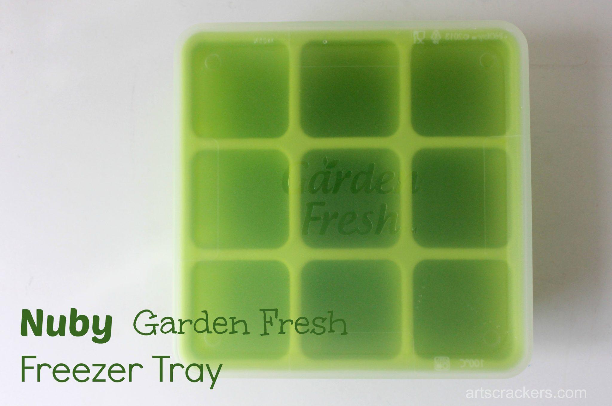 Nuby Garden Fresh Freezer Tray Review