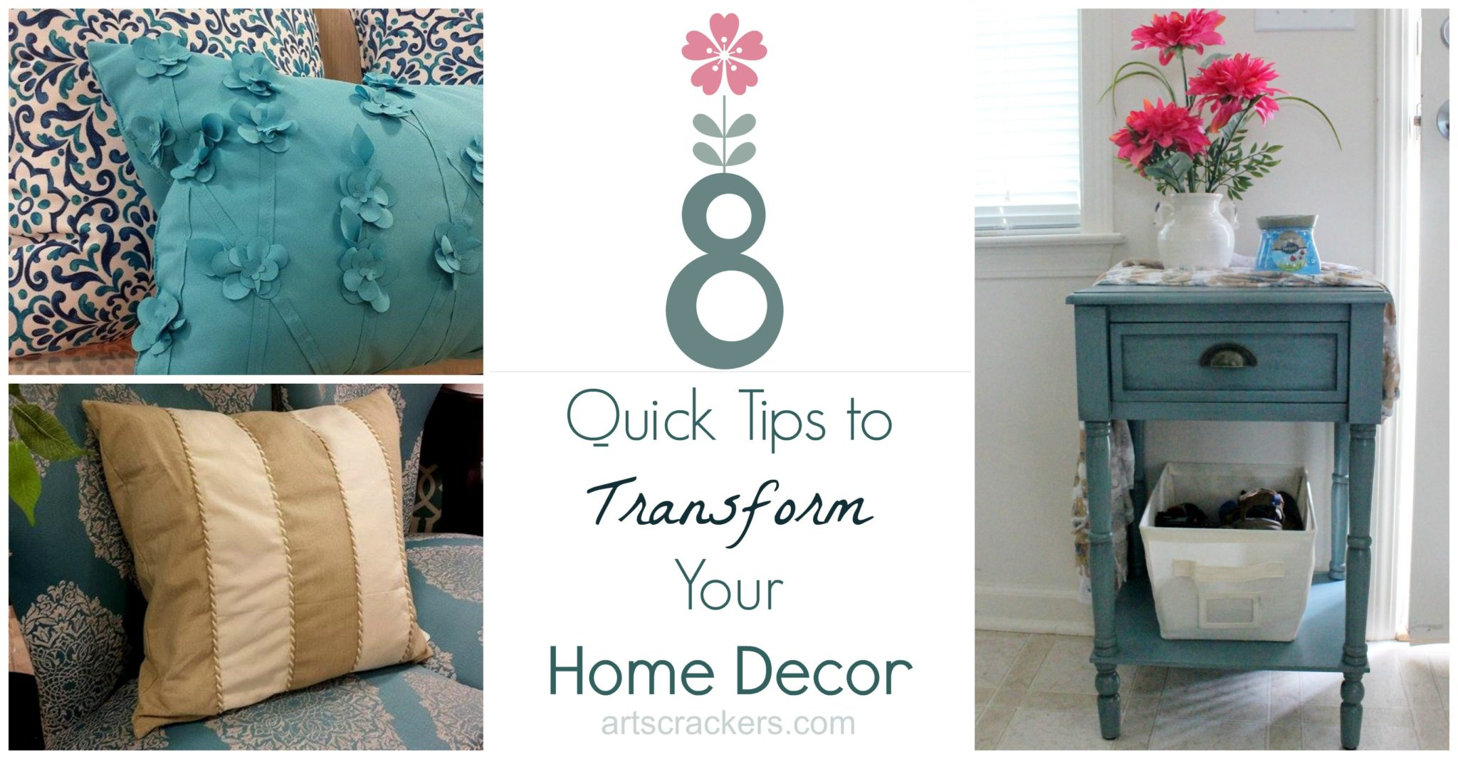 Renuzit 8 Quick Tips to Transform Your Home Decor. Click the picture to read more.