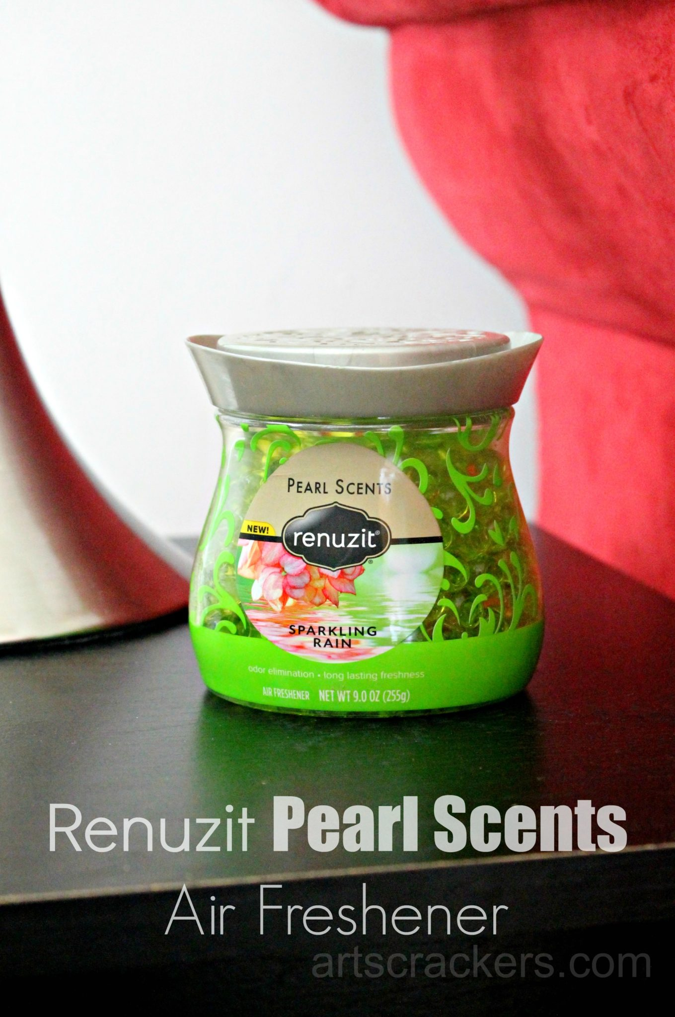 Renuzit Pearl Scents Air Freshener. Click the picture to read the review.