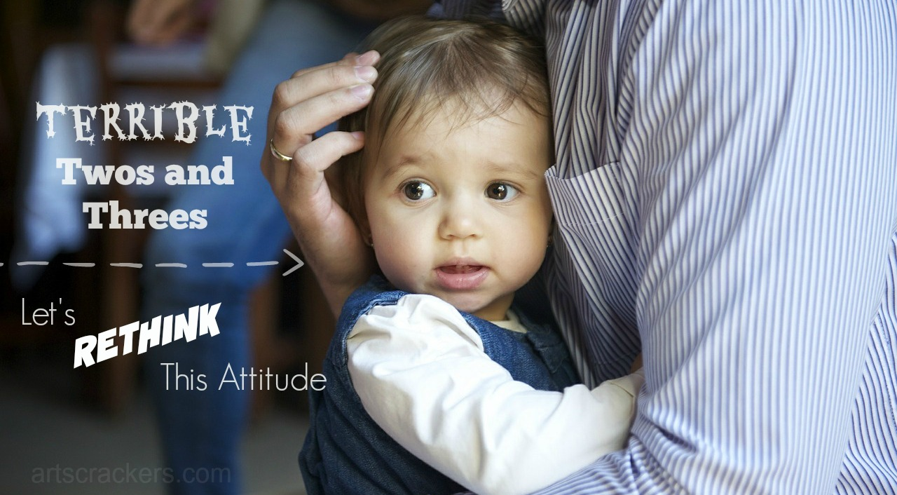 Terrible Twos and Threes Not So Terrible. Click the picture to read the article.