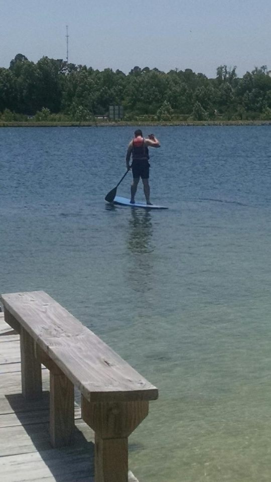 Cross off Bucket List Paddle Boarding