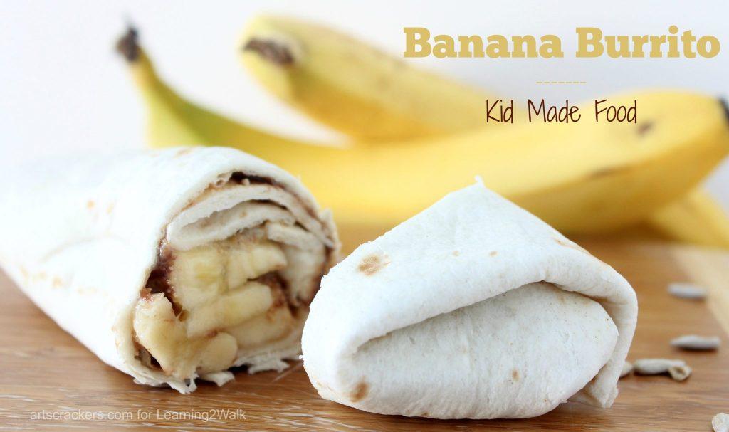 Banana Burrito