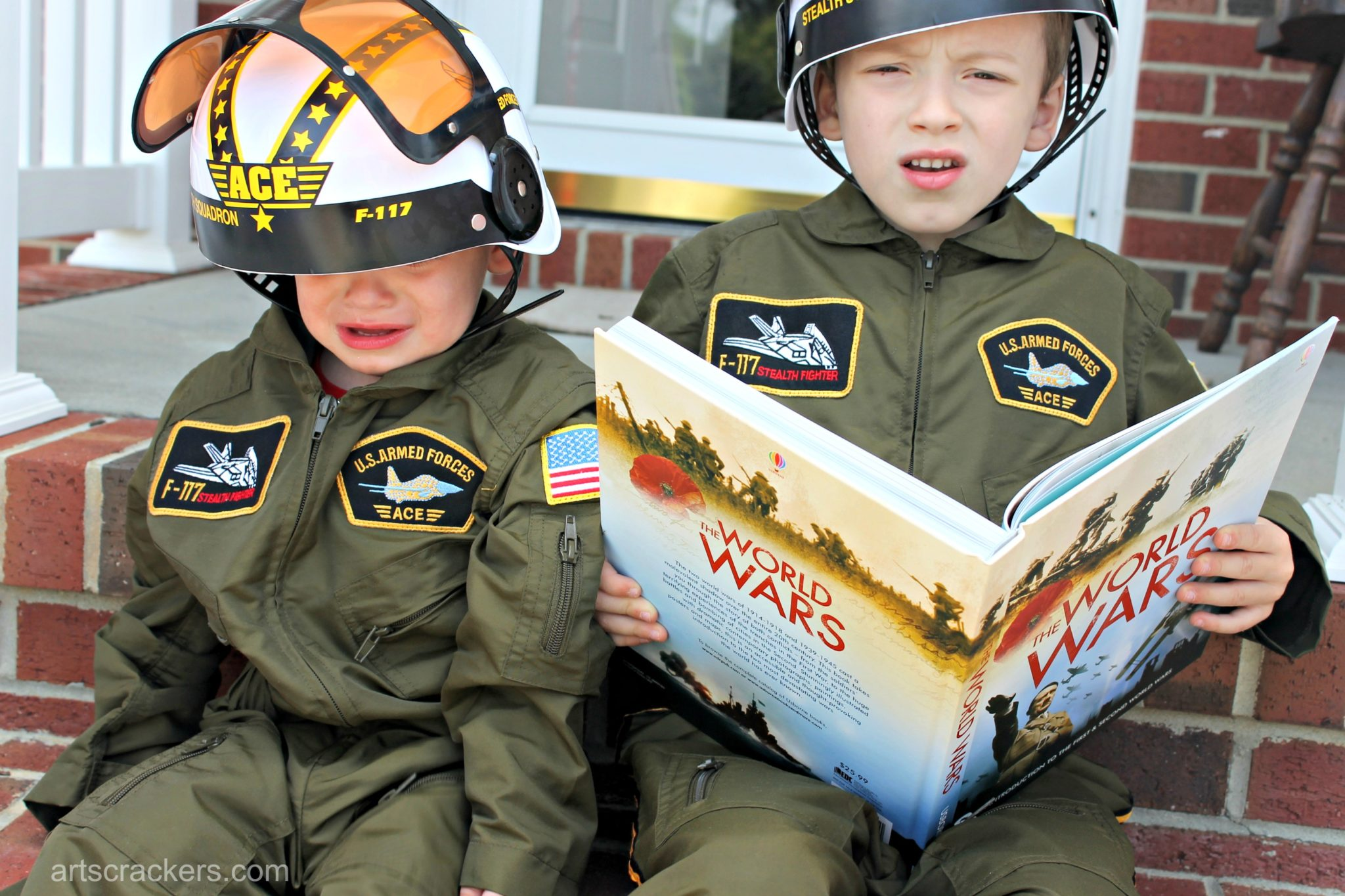 Becoming Pilots Learning History