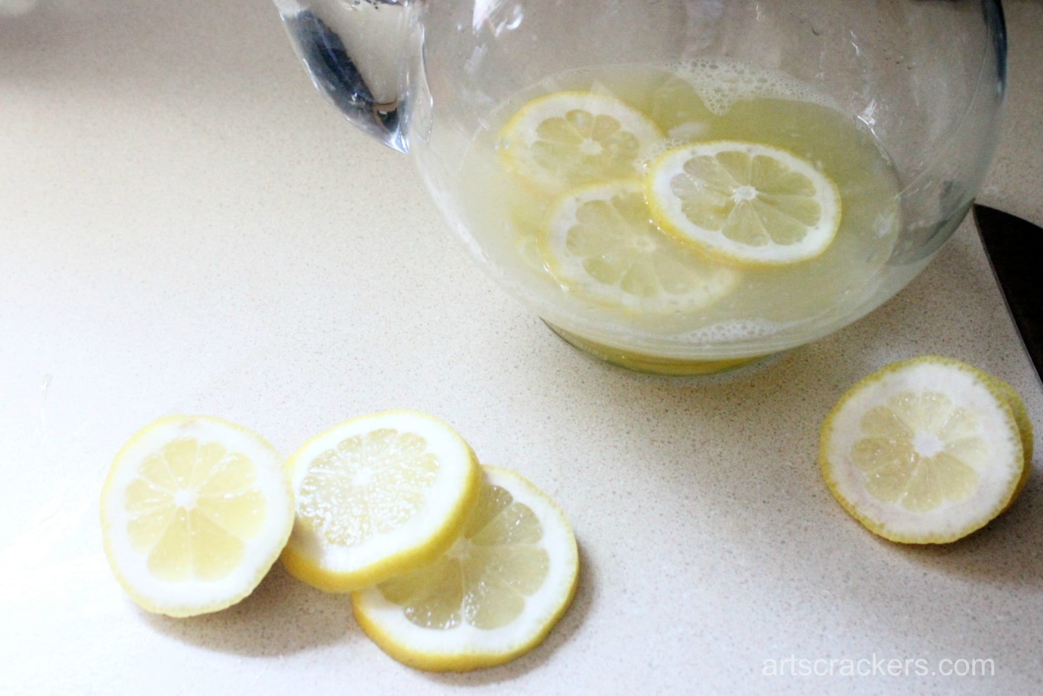 Homemade Blueberry Lemonade Step 3