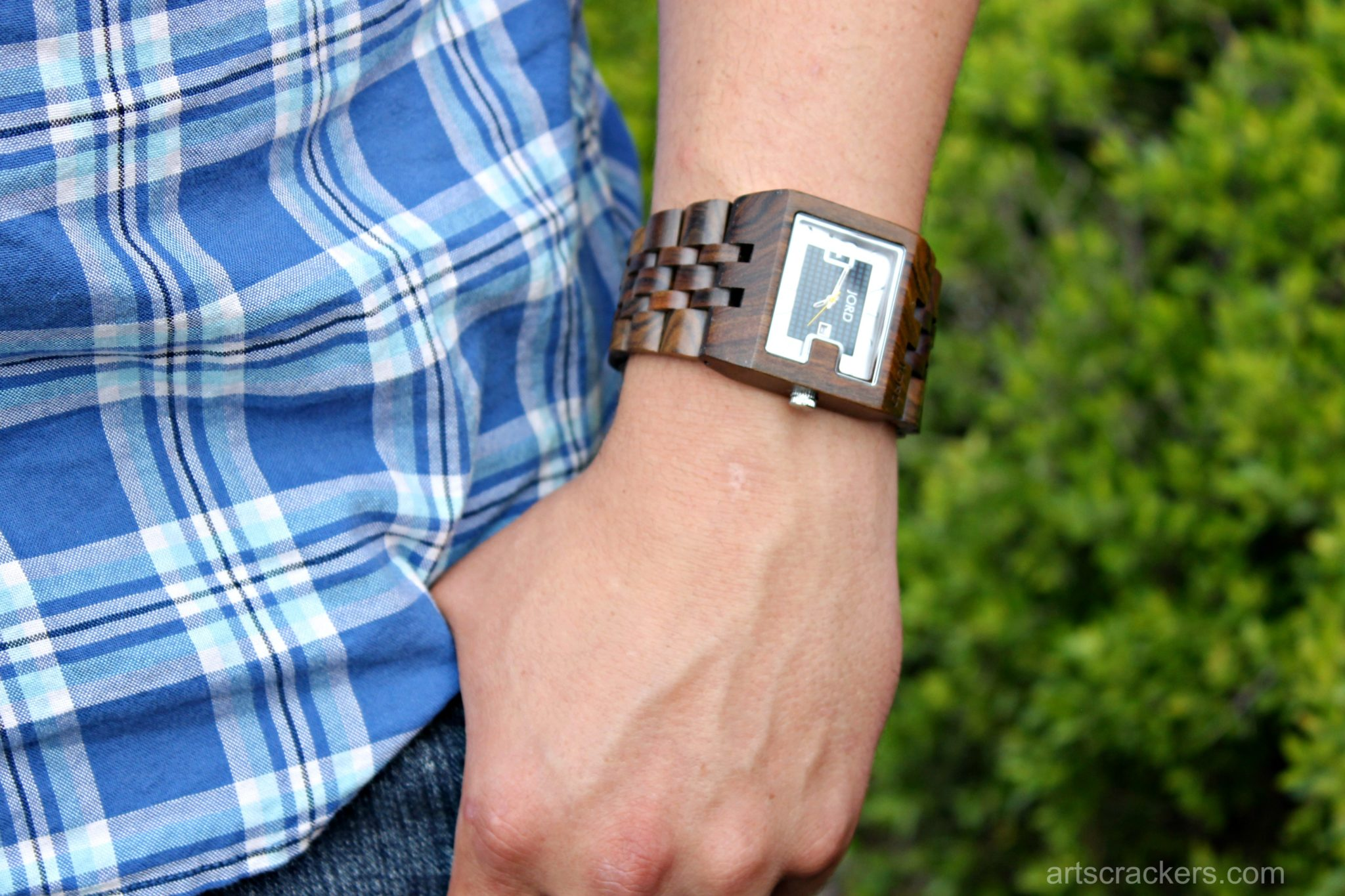 JORD Wooden Wrist Watch 94A