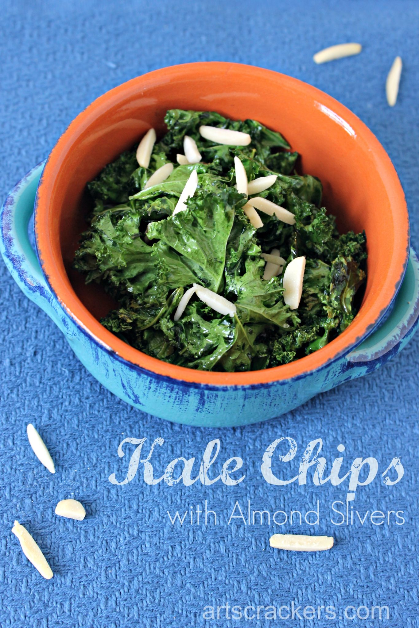Power Snacks Parragon Books Kale Chips