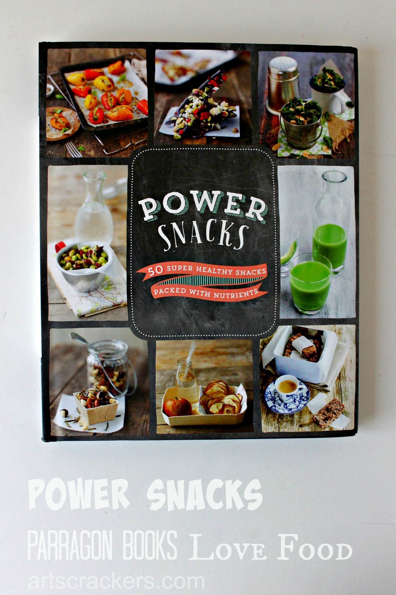 Power Snacks Parragon Books Love Food. Click the picture to read the review.