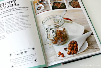 Power Snacks Parragon Books Recipe