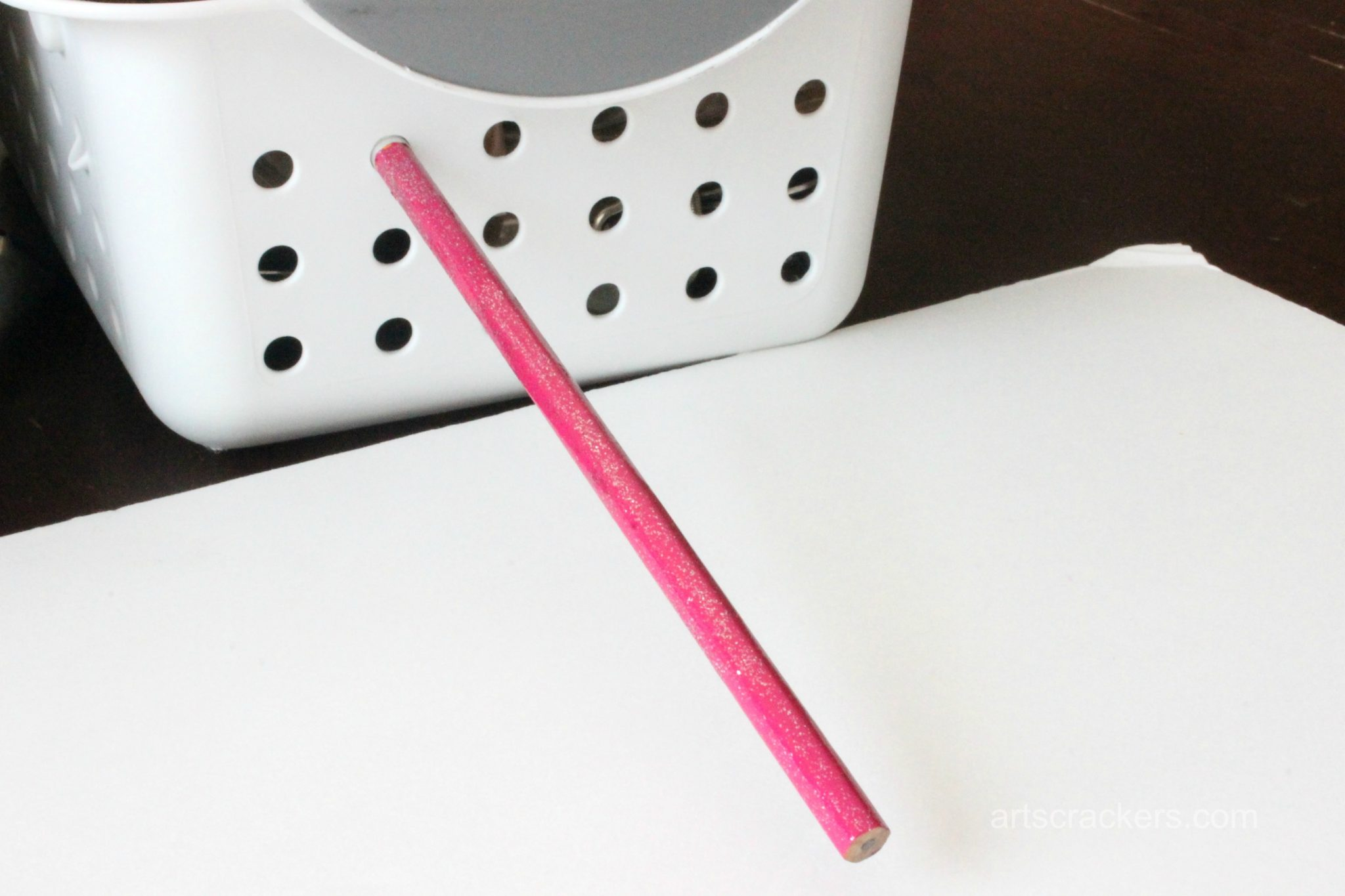Back to School Pencil Craft Step 3