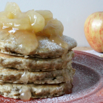 Easy Instant Oatmeal Pancakes Recipe