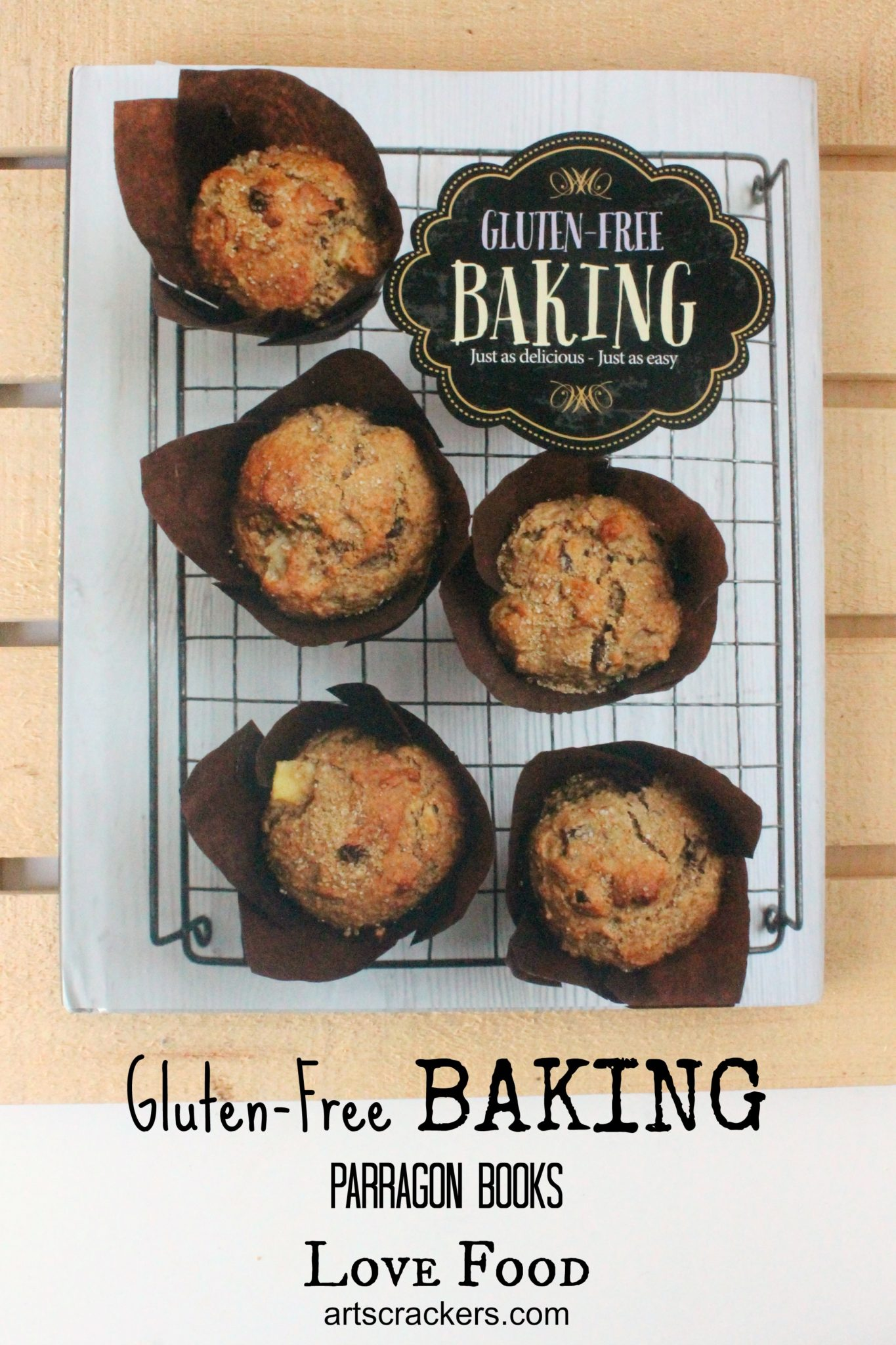 Gluten-Free Baking Parragon Books Cookbook
