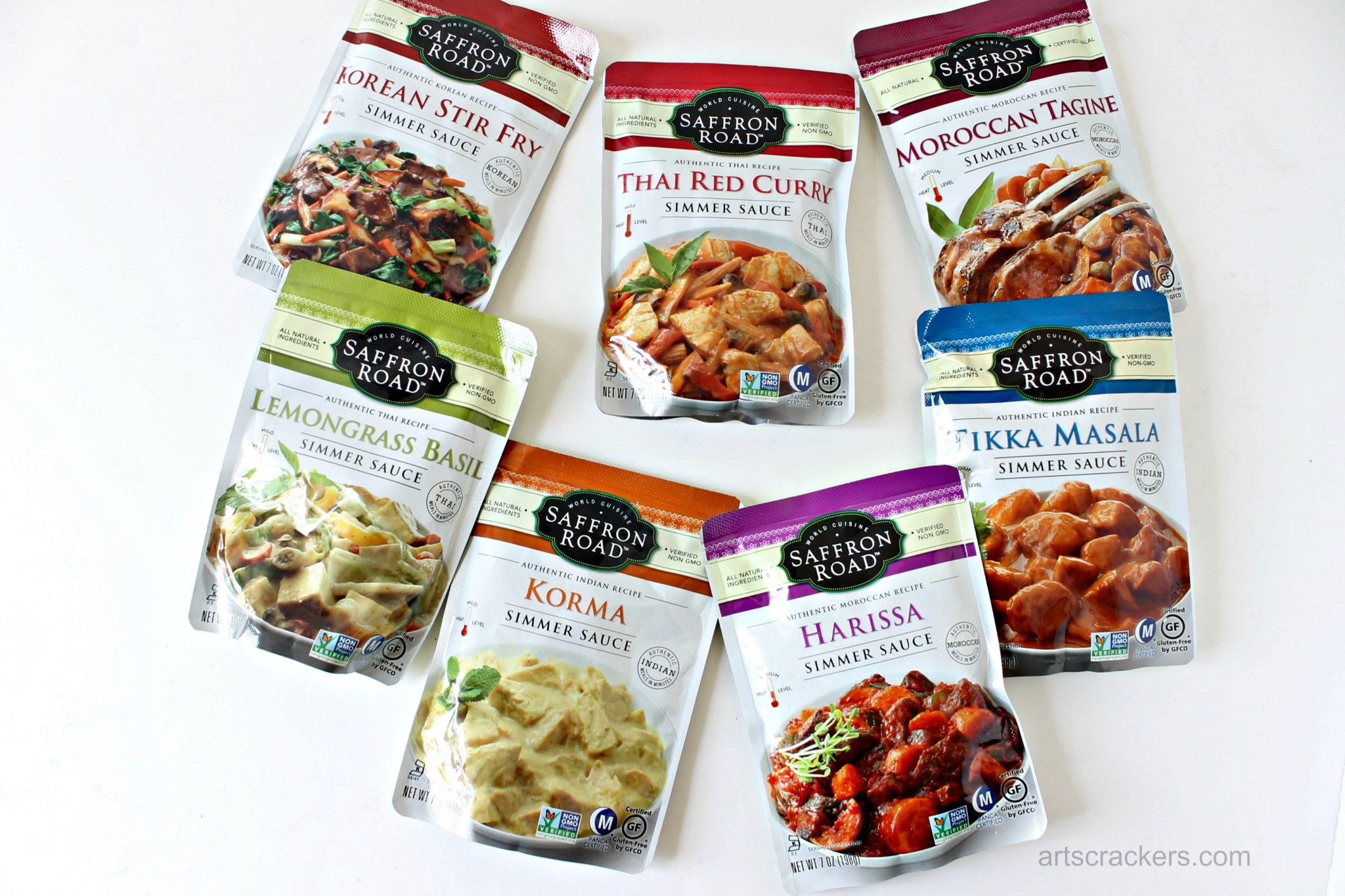 Saffron Road Food Sauces