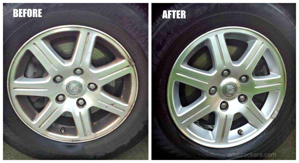 Car Wash Hacks Rims