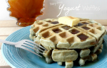 Dairy-Free Yogurt Waffles Recipe with Silk