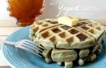Dairy-Free Yogurt Waffles Recipe with Silk