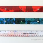 Decoupage Rulers Tutorial