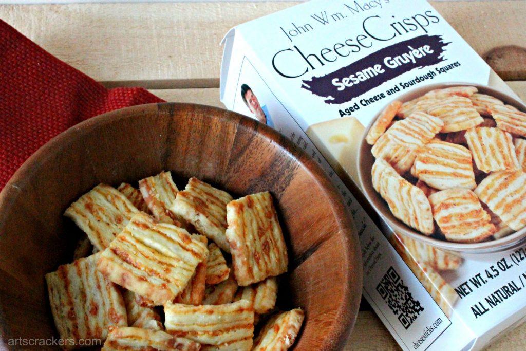 John Wm Macys CheeseCrisps