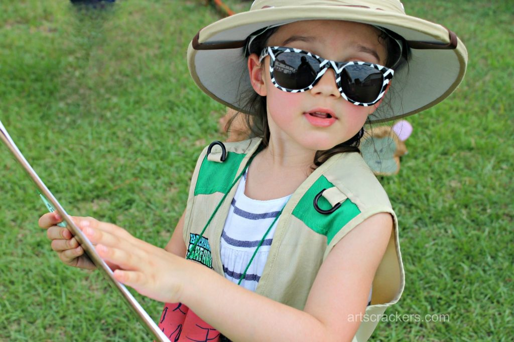 Safari Party Playdate Safari Guide