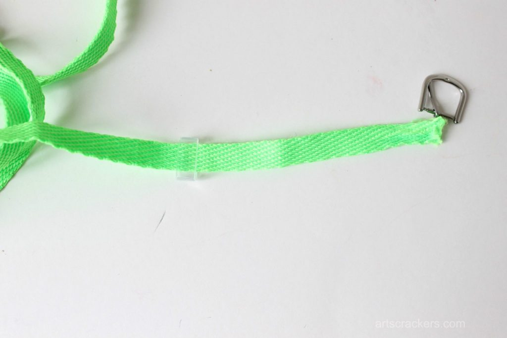 Shoelace Wrap Watch Step 5