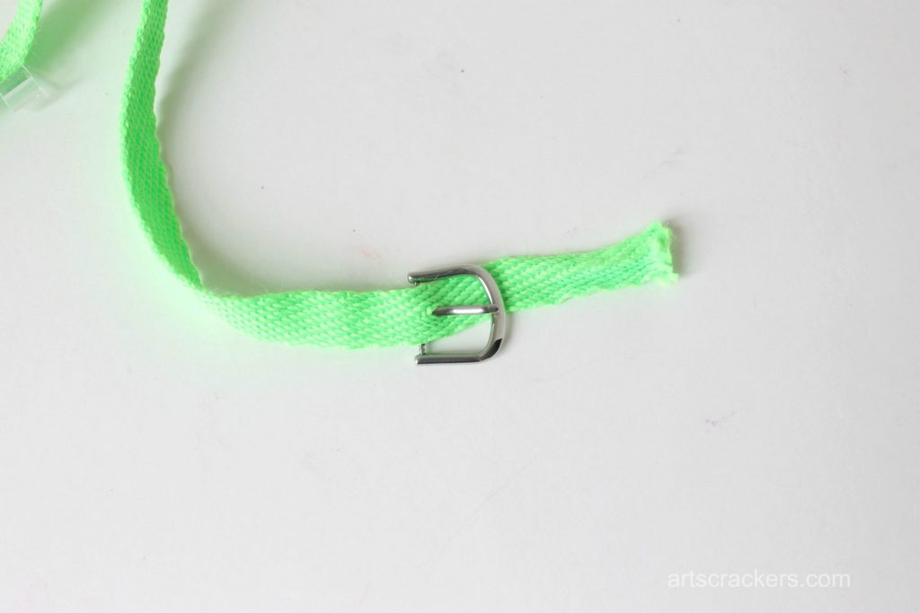 Shoelace Wrap Watch Step 6